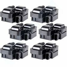 6 Pcs Ignition Coil Coils Pack For Mercedes-Benz C CL CLK ML Class UF359