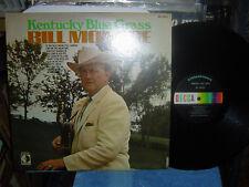 BILL MONROE-Kentucky Blue Grass-stereo decca-1970-DL-75213-M-/  FLAWLESS VINYL