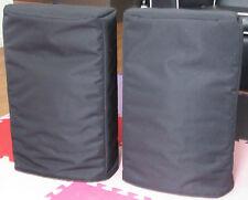 Behringer Eurolive B212XL B212A B212D Padded Speaker Slip Covers (PAIR)