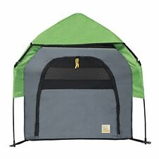 New listing FrontPet Portable Pet Tent Outdoor Pet Kennel with One Step Setup Technology .