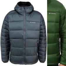Columbia Men's Frost Fighter Hooded Insulated Jacket, M / 2_colors - $170 NWT!