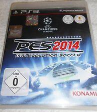 PES2014 für SONY PLAYSTATION 3 PS3 III Pro Evolution Soccer PES 2014 NEUWERTIG