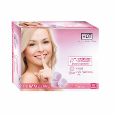 Pharmacie Intime Tampons Soft Intimate Care Boîte de 10 - HOT