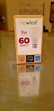 Qty: 6, NEW LEAF 9-Watt Soft White LED