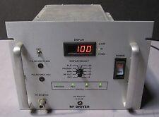 Siemens RF driver 1964878 Rev H (Comtech PST p/n 31196/15M00107-01). Low Hours