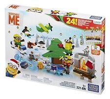 Mattel Mega Bloks CPC57 Minions Movie Advent Calendar and