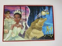 Jumbo Princess Tiana and the frog puzzle 50 Piece Complete VGC 4+