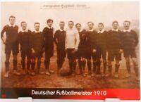 Karlsruher FV + Deutscher Fußball Meister 1910 + Fan Big Card Edition F14 +