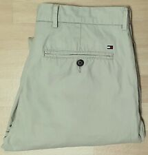 Herren Jeans Hose Chino TOMMY HILFIGER Mercer Chino Straight Fit W32 L32