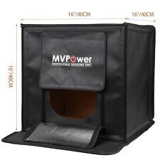 Studio Light Room portatile di fotografia FOTO LED tenda cubo pieghevole 40cm