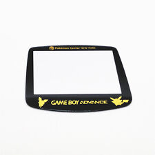 Gold Pikachu Screen Lens  For Gameboy Advance GBA For Game boy Advance