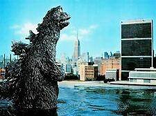 ART PRINT POSTER FILM MOVIE 1968 GODZILLA NOFL0596