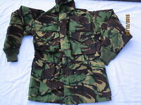 Blouse Sniper,Dpm ,British Army,Tireur D'Élite ,Old Modèle,Gr. 160/88 (Small)