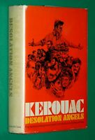 Kerouac, Jack DESOLATION ANGELS. John Clellon Holmes Copy With Pencil Highlights