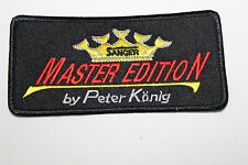 "Cantante ""Master Edition"" - Patch 120x55mm-neu"