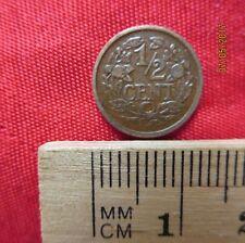 Niederlande - Netherlands 1/2 Cent verschiedene Jahrgänge - Dutch Nederland