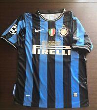 Maglia vintage retrò Inter triplete 2009/2010 Ronaldo 1998