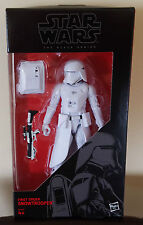 STAR WARS BLACK SERIES SNOWTROOPER FIRST ORDER 6 INCH #12 VARIATION IN STOCK NEW