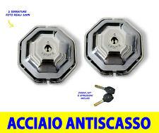 Serrature Antifurto Furgone Nissan NV200 NV400 Lucchetti Antiscasso Portellone 2