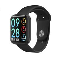 P80 IP68 Waterproof Sport Sleeping Monitoring Smart Wristband Fitness Tracker