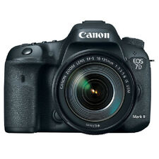 Canon EOS 7D Mark II 20.2 MP Digital SLR Camera - Black (Kit with EF-S 18-55mm f/3.5-5.6 IS Lens)