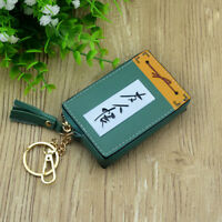 Natsume's Book of Friends PU anime coin purse wallet small handbag bag new