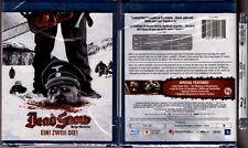 Blu-ray WWII Zombie Horror DEAD SNOW (Død Snø) Norwegian WS Region A OOP NEW