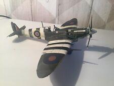 1/48 Professionally Built Supermarine Spitfire Painted  Model Kit