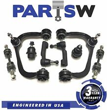 8Pc Suspension Kit for Ford Lincoln Sway Bar End Control Arms Lower Ball Joint