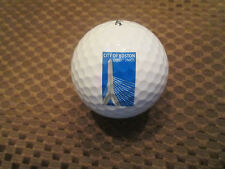 Logo Golf Ball-City Of Boston Credit Union.