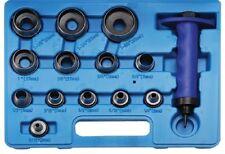 Juego 14 piezas de sacabocados Intercambiales Bgs-technic art. 566