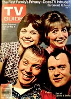 TV Guide 1978 Laverne & Shirley Penny Marshall Cindy Williams Benji NM/MT COA