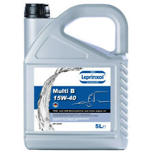 1x5l 15W-40 Motoröl Universal 15W40 Öl API SG CD für Diesel Motoren 5 Liter