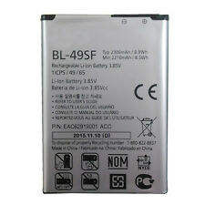 Original Replacement battery for LG G4s/LG G4 Beat mini 100% Genuine BL-49SF