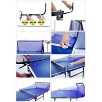 HP 07 + net + ball [Great Deal !] Ping Pong Table Tennis Robot Ball Machine. USA