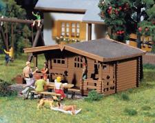 130208 Faller HO Kit of a 3 Summer-houses - NEW