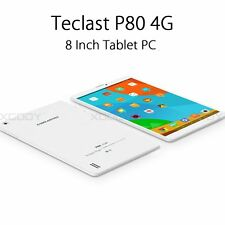 Teclast P80 8'' inch Android 5.1 Quad Core 4G Phone Call SIM Tablet PC 16GB IPS