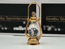 Swarovski Figur 000023 Petroleumlampe / Grubenlampe 6,2 cm.  Top Zustand