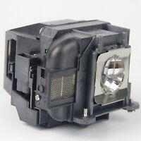 Original Projector Lamp ELPLP78 / V13H010L78 W/Housing For EPSON,Lamp inside