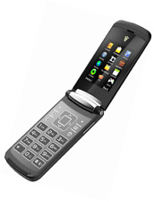 Binatone Blade Flip Phone Black Dual-sim Factory Unlocked 2g SIMFREE - 14 Days