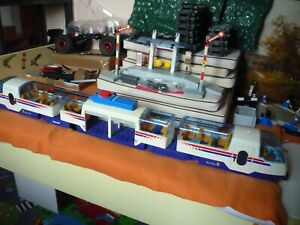 Playmobil Eisenbahn 4016 + 4119 im Set