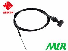 "GENUINE WEBER CHOKE CABLE 54"" VW GOLF POLO CADDY PASSAT MK1 MK2 MLR.AUE"