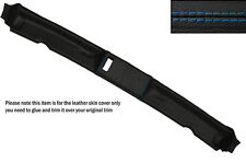 BLUE STITCH TOP ROOF PANEL SKIN COVER FITS BMW E30 3 SERIES 84-93 CONVERTIBLE