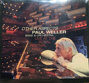 Paul Weller Other Aspects Live at The Royal Festival Hall 2 CD/DVD New & Sealed