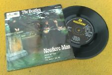 "BEATLES "" NOWHERE MAN ""SUPERB UK EP RARE EARLY 70'S SPECIAL ORDER ONLY POLO RING"