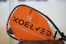 2019 GEARBOX M40 Series 165Q ORANGE Racquetball Racquet