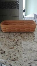 Longaberger 2004 Bread Basket Only