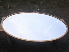 Vintage/Retro Metal Frame Decorative Mirrors with Bevelled