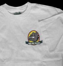 Australia Mad Dog Saloon Aussie T Co. T-shirt M
