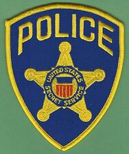 UNITED STATES SECRET SERVICE POLICE DIVISION PATCH